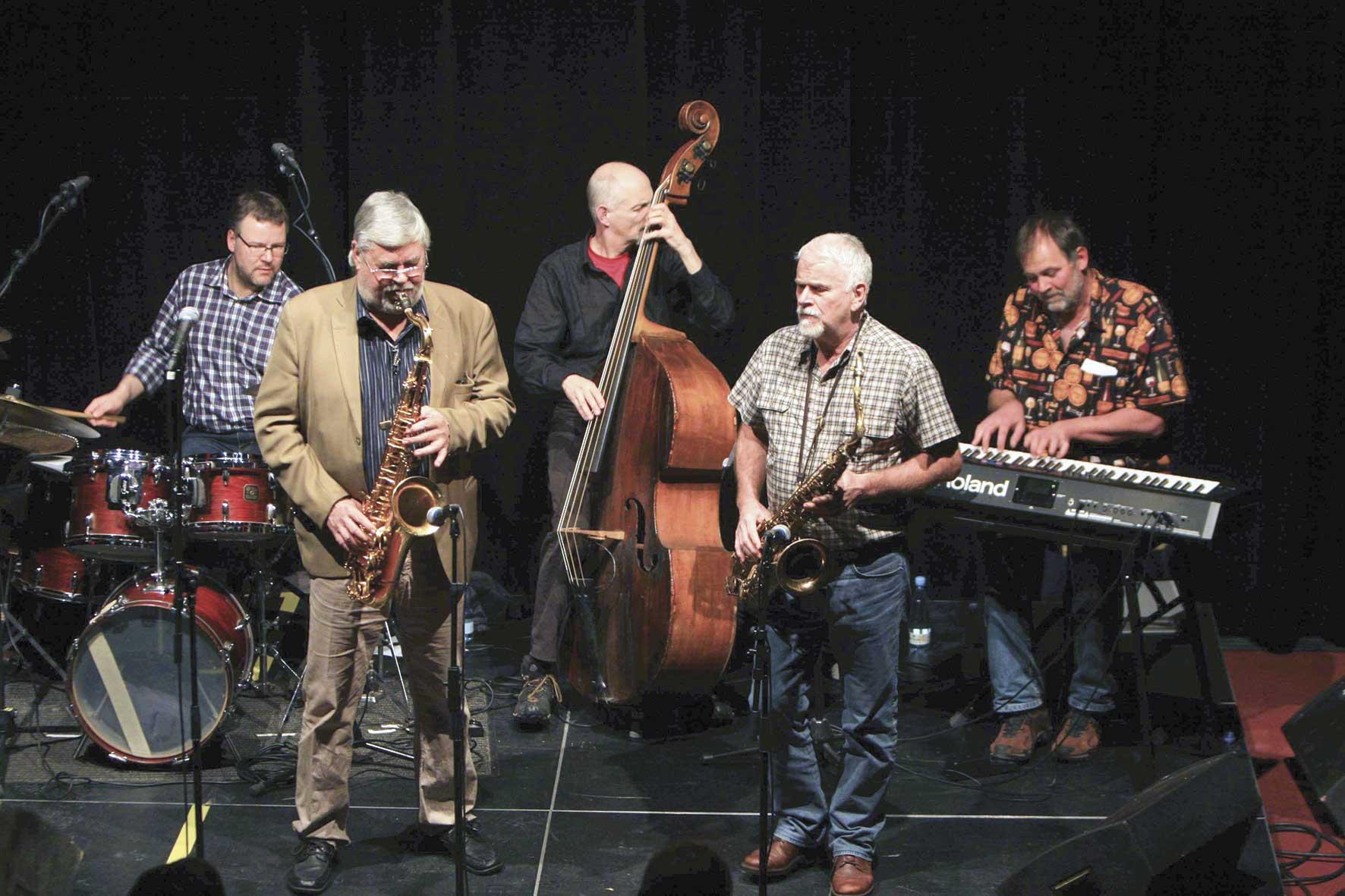 Koncert nummer 50 med Jazz i Støvring