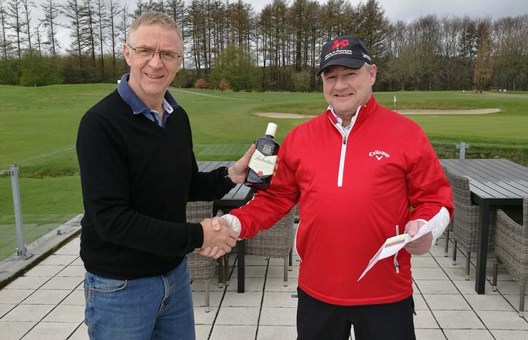 Hole-in-One i Rold Skov Golfklub