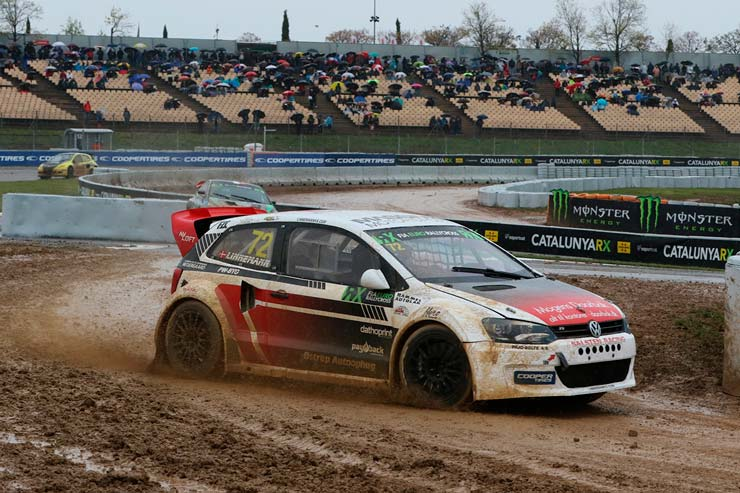 Linnemann kørte sig til topresultat i EM Supercar debut