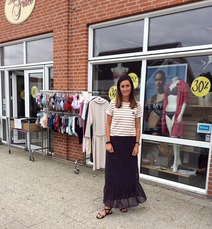 Nyt og større udvalg af tøj til kvinder på vej!
