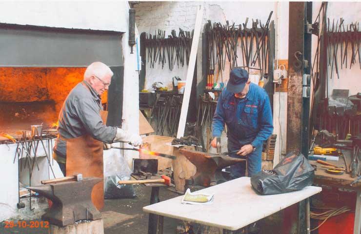 Smede- og Håndværksdag på Godthaab Hammerværk