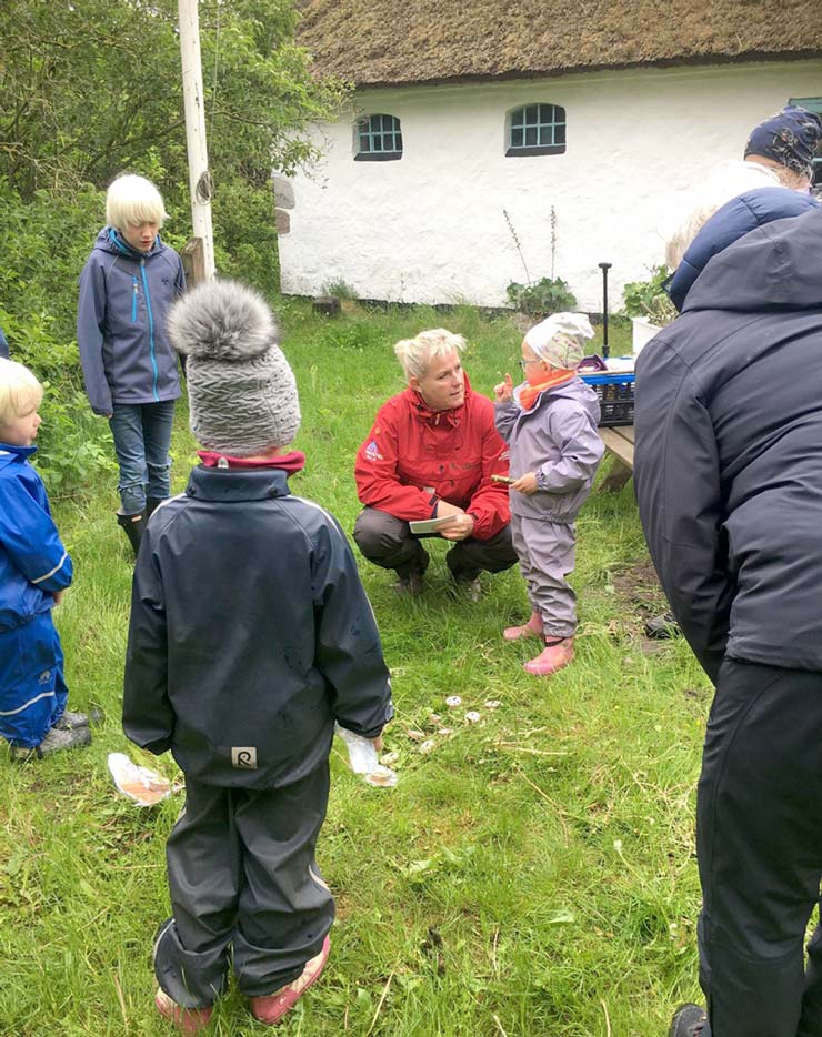 På sporet af krybskytten Lars Kjær