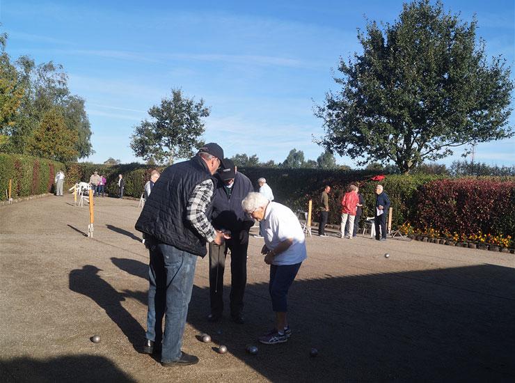 Kommune-mesterskab i petanque