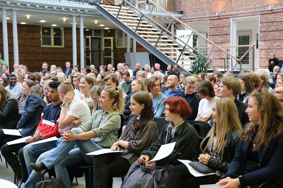 Talentelever fra bl.a. Støvring Gymnasium hyldes