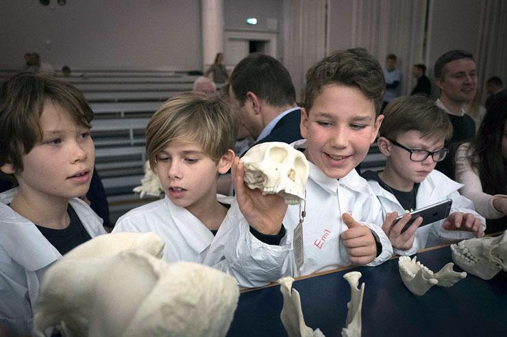 Nyt fritidstilbud på Støvring Gymnasium: Skoleelever går til naturvidenskab efter skole