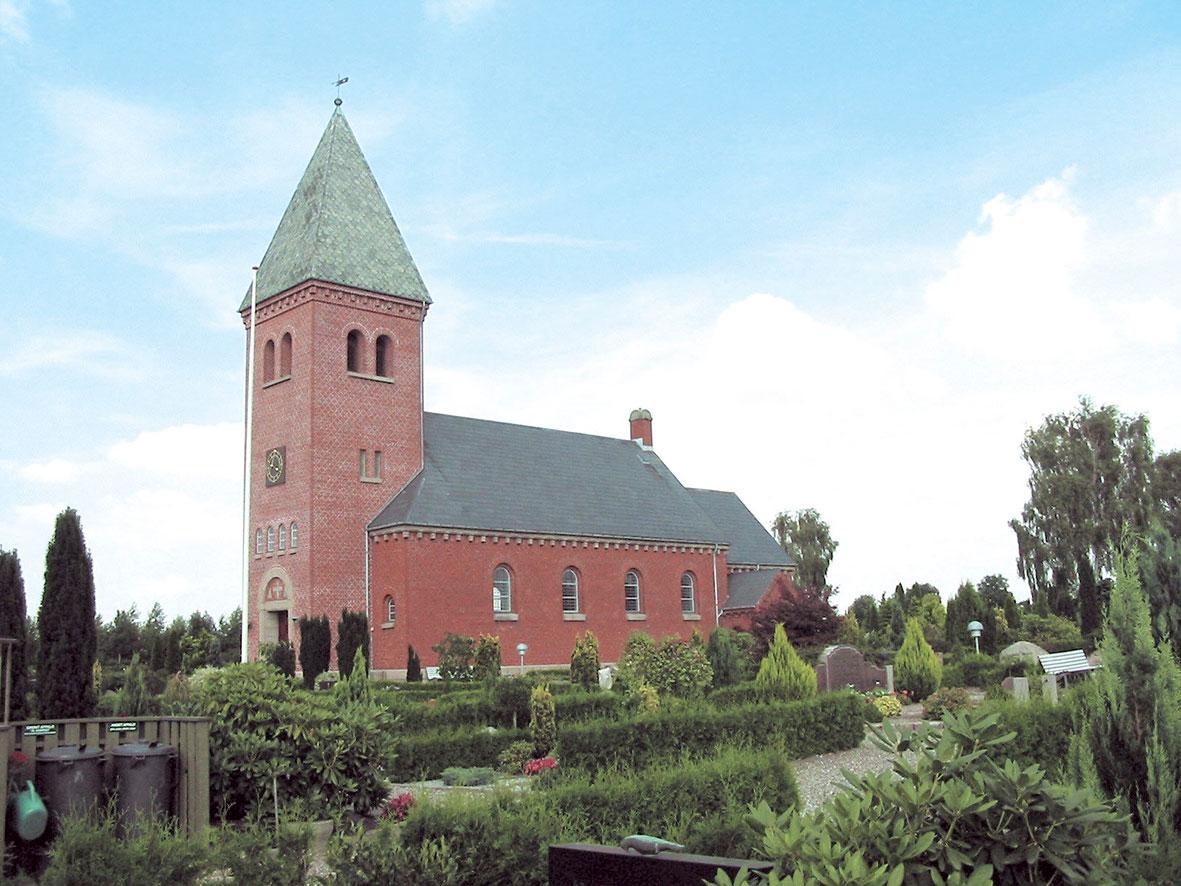 Koncert i Støvring kirke