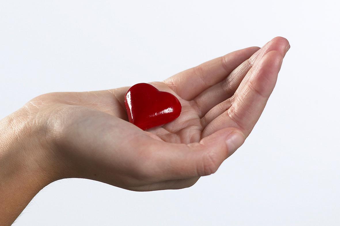 Gå åbningstur på Støvrings nye hjertestier